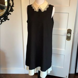 Nanette Lepore Lace Collar dress
